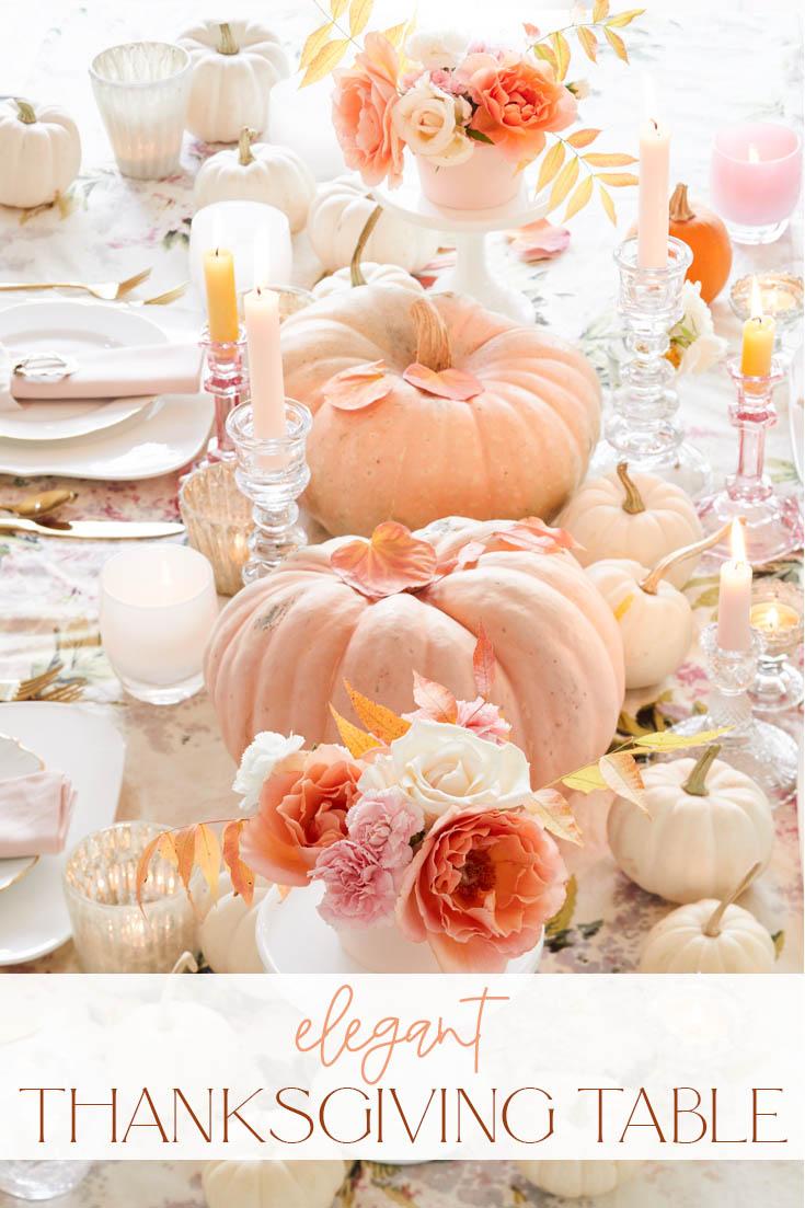 elegant thanksgiving table pin