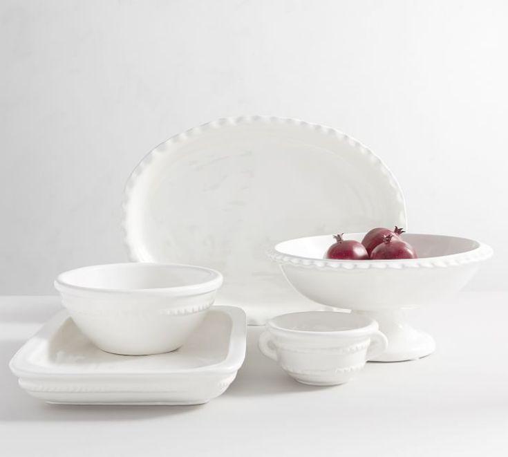 Pottery Barn dinner platter
