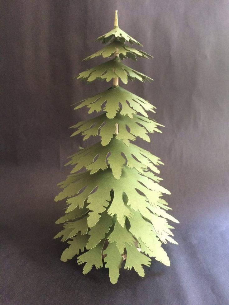 paper tree kit