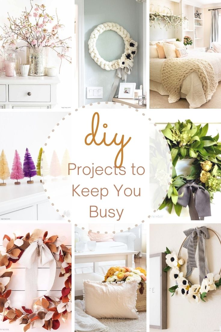 Check out all 10 most popular posts for the year. Make some of these popular projects for your home. If you need projects to keep you busy during the quarantine, check out these pretty DIY projects!