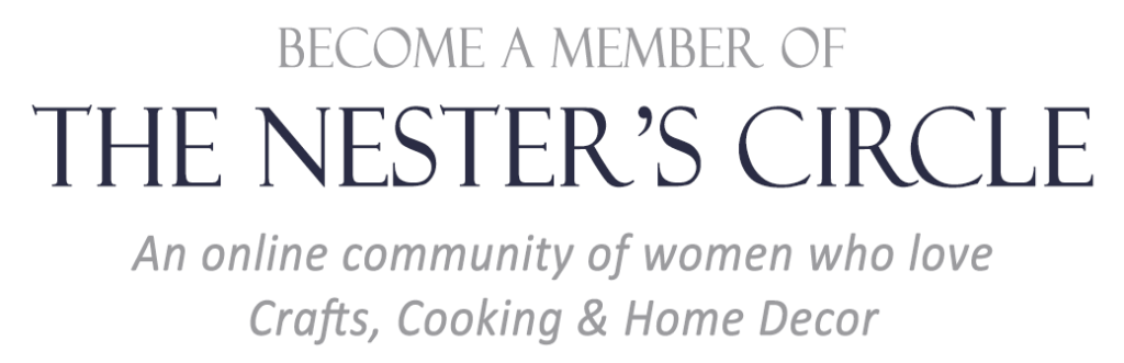 Become a Member of The Nesters Circle logo