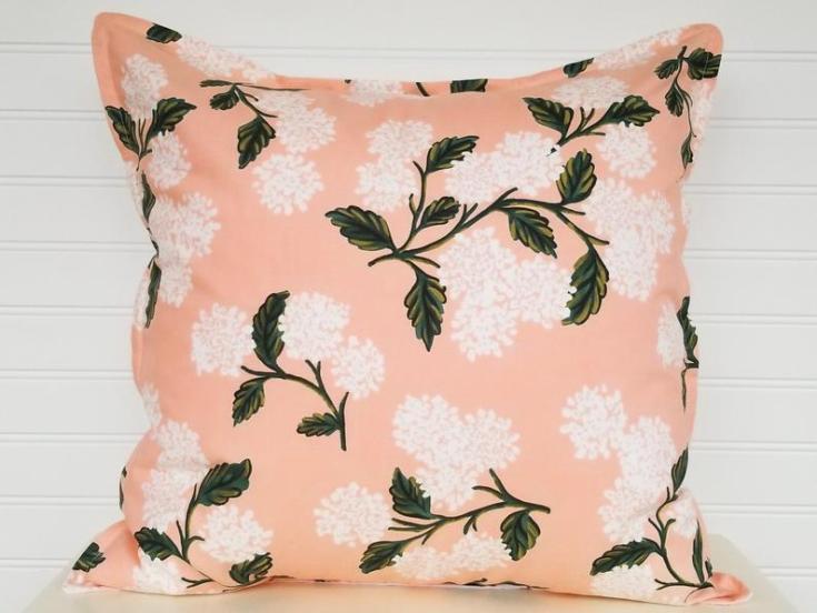 Rifle Paper Co beautiful pillows