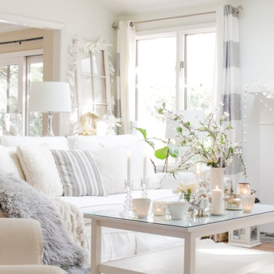 7 Winter Decorating Ideas