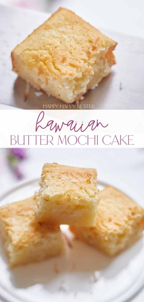 Butter Mochi Recipe is the Best!