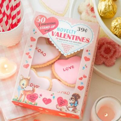valentine's gift box DIY