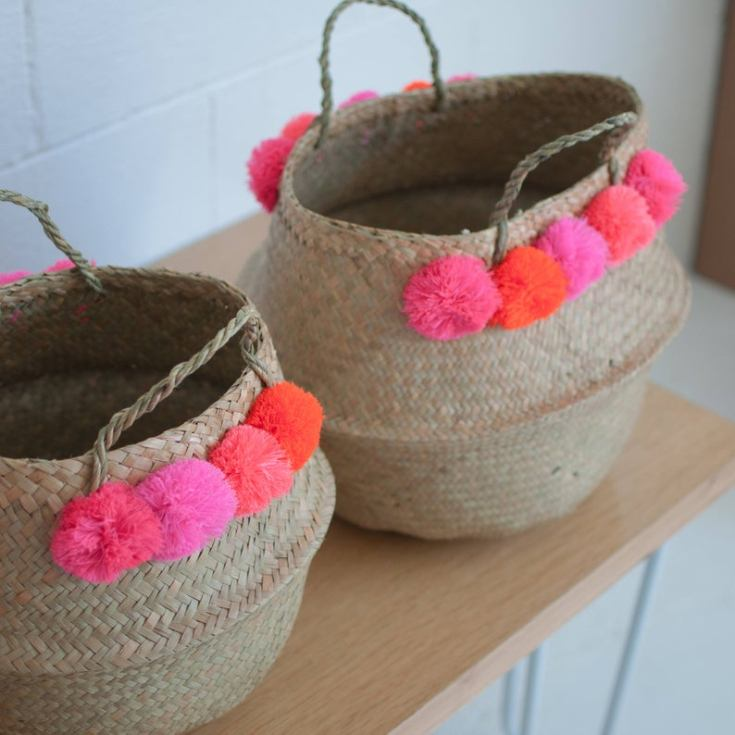 boho baskets