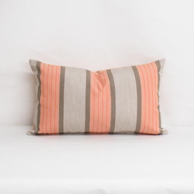 sunbrella stripe best summer throw pillow