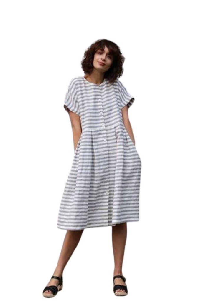 Natural Women's Linen Clothing