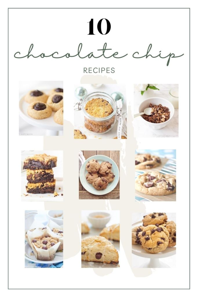 national chocolate chip pin