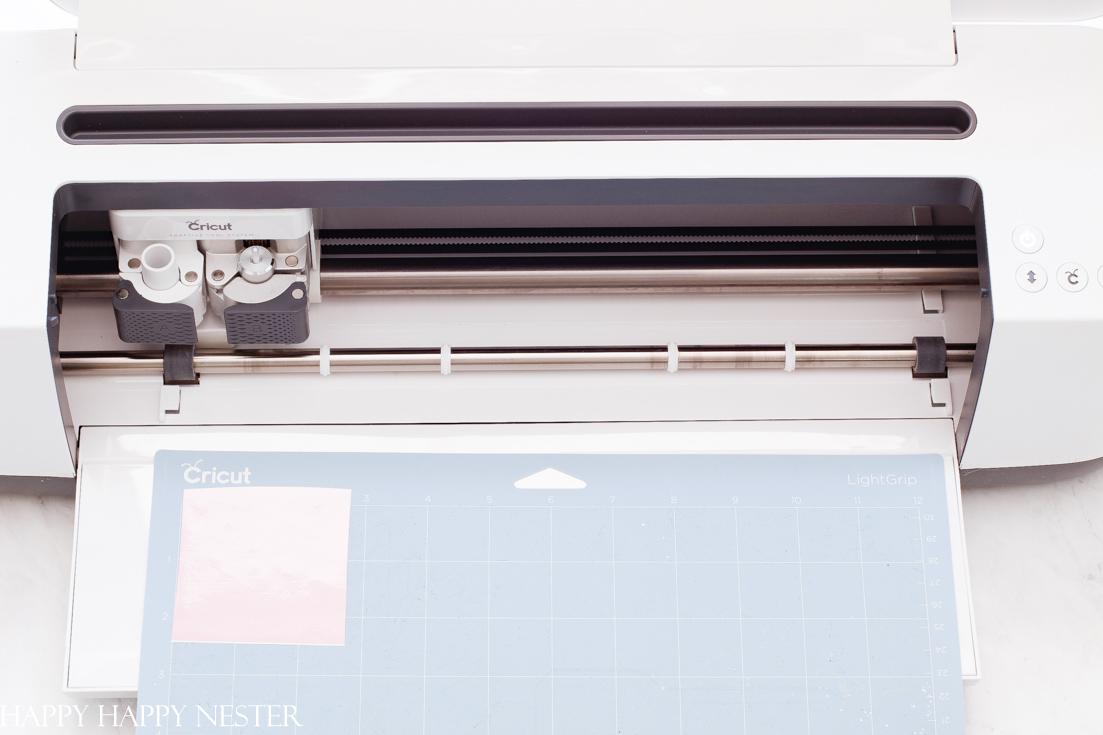cricut machine tutorial