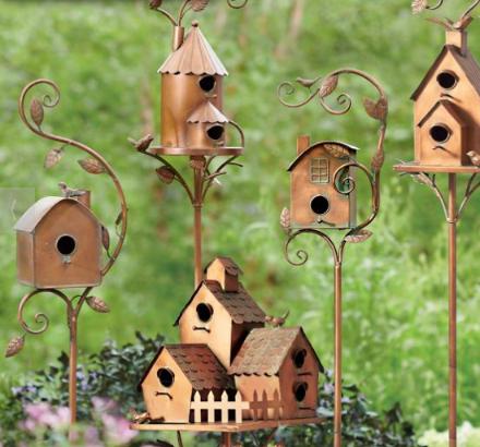 bird house decor