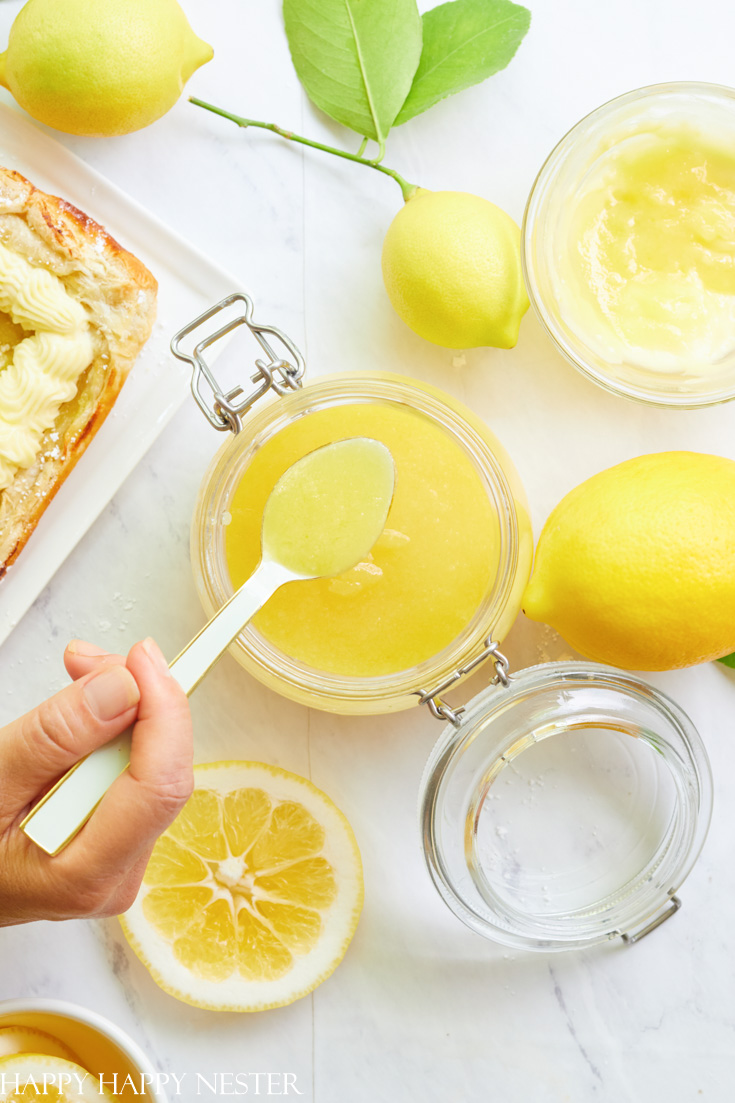 best lemon curd