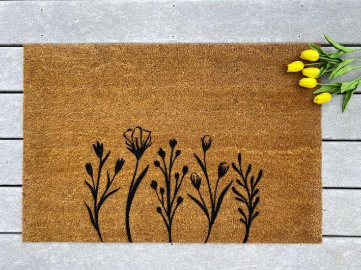 best coir doormats