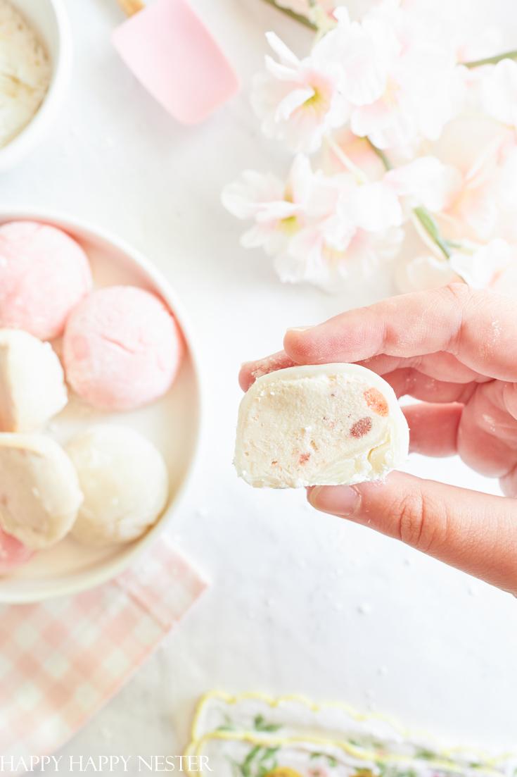 mochi ice cream recipe
