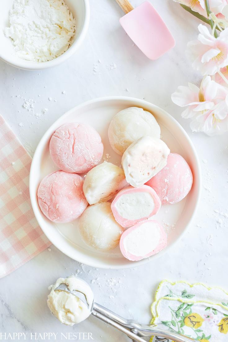 japanese frozen dessert