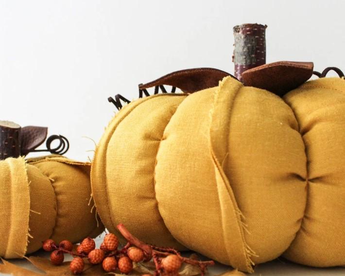 etsy pumpkin decor