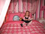 Build a Princess Room with Painted Wall Stripes