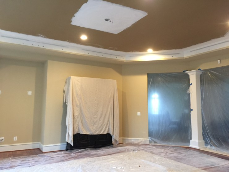 how to install cove lighting. In This Home Such As The Raised Octagonal Ceilings. It Allows So Many Styling Options. For Room, We Are Going To Install Cove Lighting Inside How