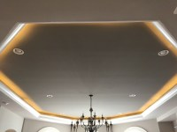 Ceiling Molding & Cove Lighting Ideas
