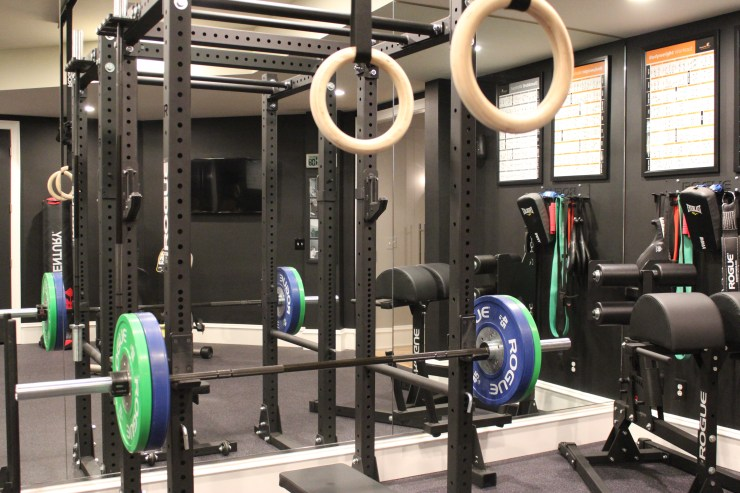Building quot the ultimate home gym rogue way happy