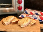 "Easy French Cuisine ""Croque-Monsieur"" Recipe"
