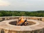 Outdoor FirePit or Fireplace - The Burning Question