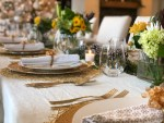 A Transitional Thanksgiving to Christmas Dinner