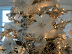 Tips and Ideas for Decorating a Flocked Christmas Tree 2018