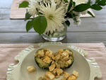 KETO Recipe - Avocado Stuffed Egg Salad