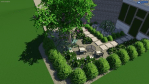 My Failed Attempt at Creating an Outdoor Courtyard Oasis