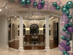 Helpful Hints and Tips for Making an Awesome Balloon Banner, Balloon Backdrop or Balloon Garland