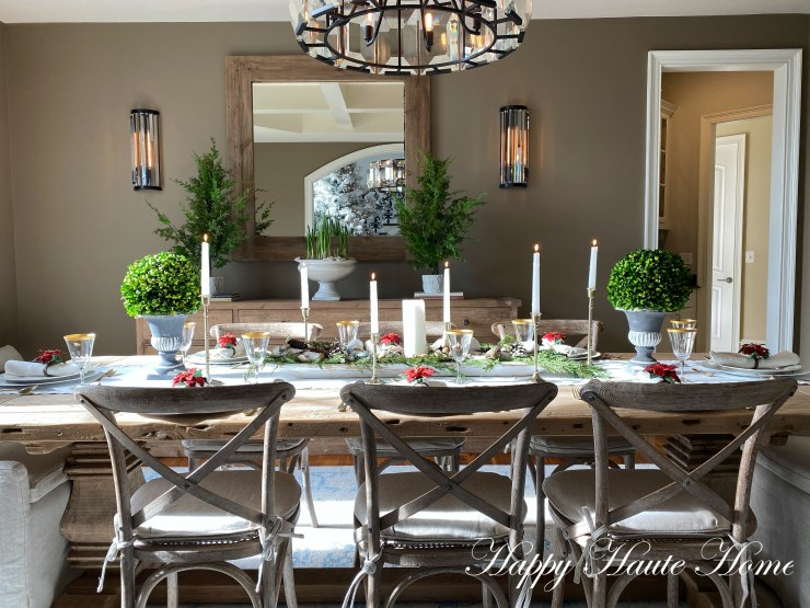 DIning Room Christmas 2019-2