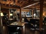 Dining at Three Blacksmiths in Virginia