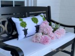 How to Keep White Outdoor Cushions Clean