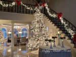 Our Christmas Foyer and a Full Home Video Tour 2020