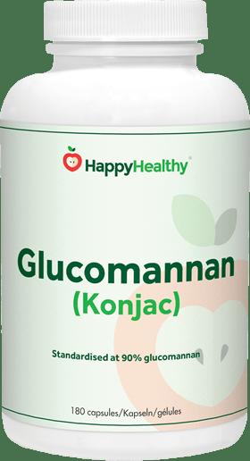 Happy Healthy glucomannan