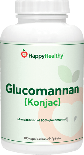 Happy Healthy glucomannan