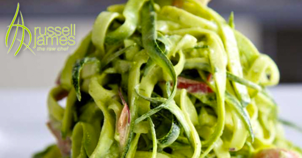 raw foods pasta