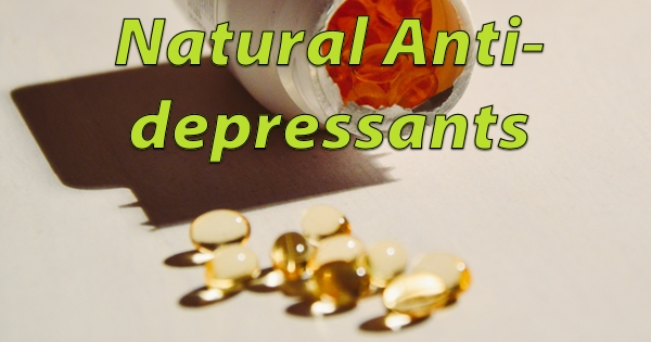 natural health supplements for depression