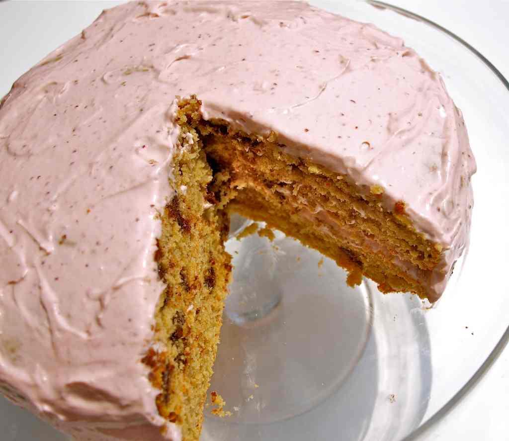 A Healthier Birthday Cake ~ Happy Healthy Mama