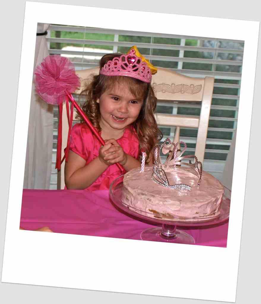 meghan's 3rd bday cake