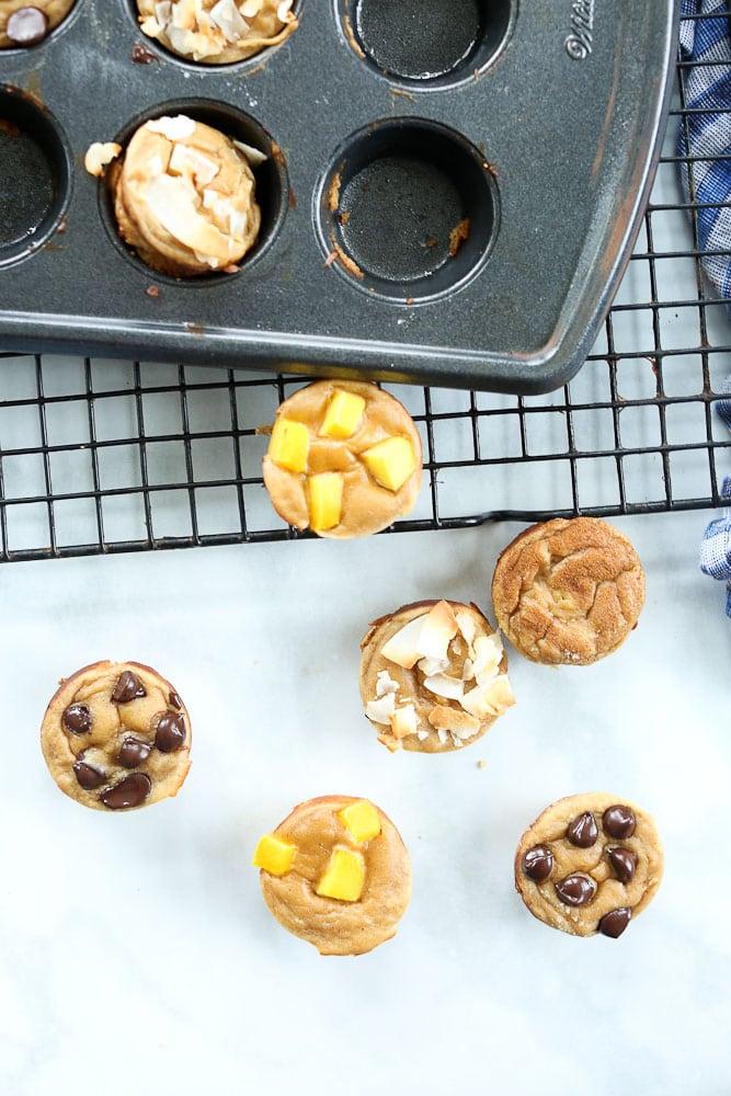 Blender Muffins-easy healthy kid friendly muffins gluten free