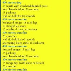 30 Minutes In Chair Exercises For Seniors Homedics Anti Gravity Fitness Friday Minute Whole Body Track Workout Happy