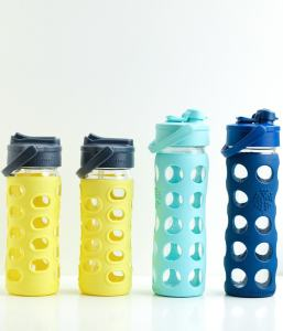 Detox your Life: Life Factory Glass Water Bottles