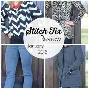 Stitch Fix Review January 2015