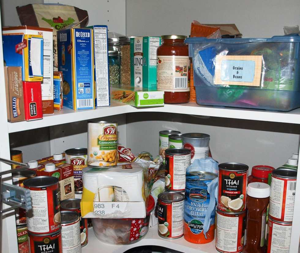 Spring Cleaning Challenge: Organize Your Pantry