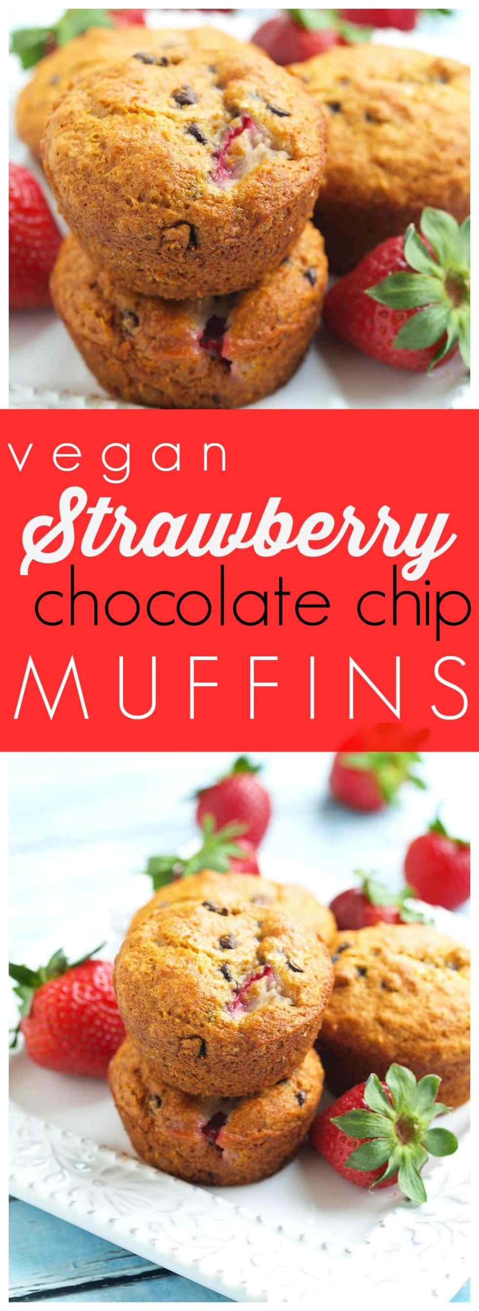 Vegan. Whole grains. No refined sugar. Delicious. A perfect healthy muffin recipe!