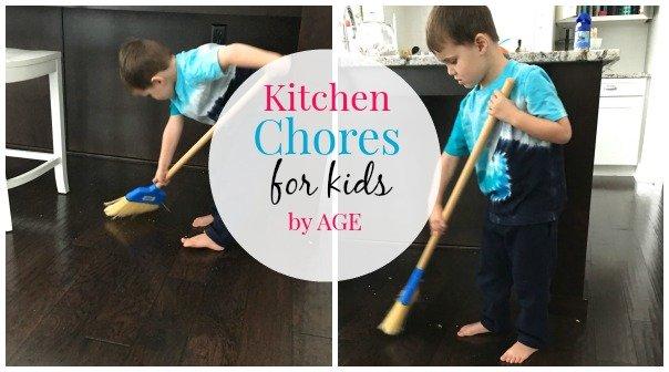 KitchenChoresforKids