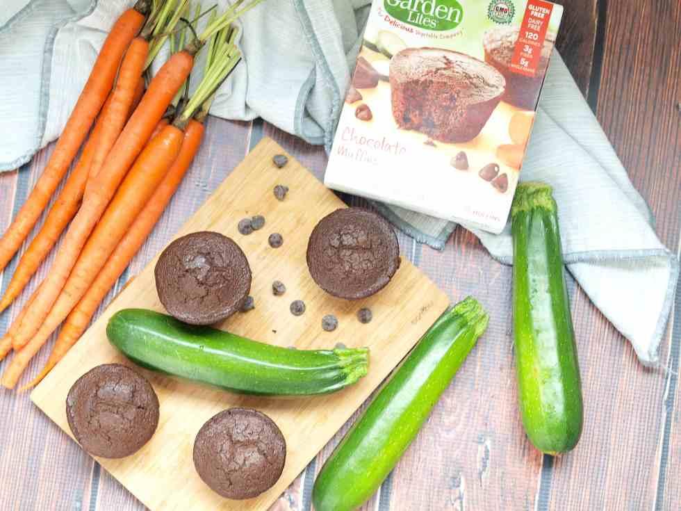 Garden Lites Chocolate Muffins