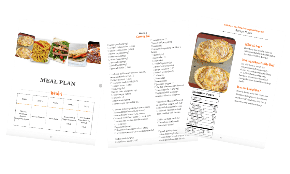 Conquer Dinner eBook preview